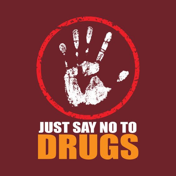 Check out this awesome 'Just+say+no+to+drugs' design on @TeePublic!