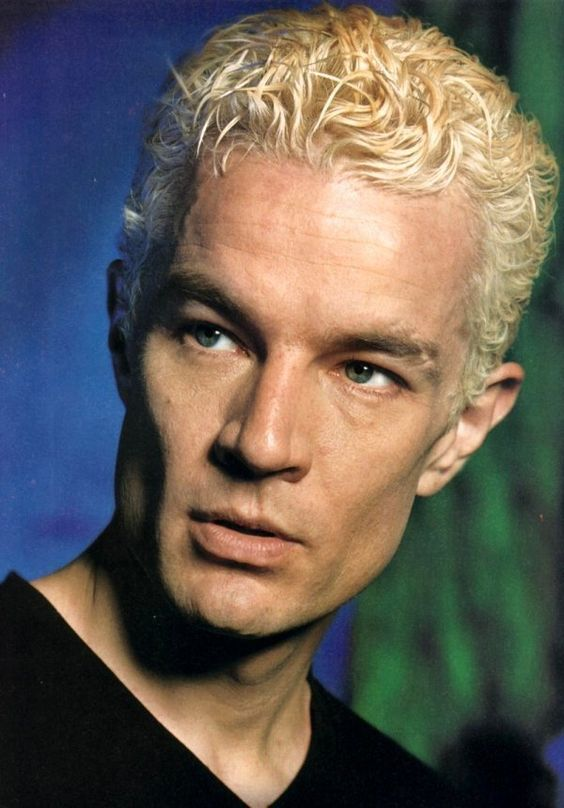 "Buffy The Vampire Slayer S6 James Marsters as ""Spike"""