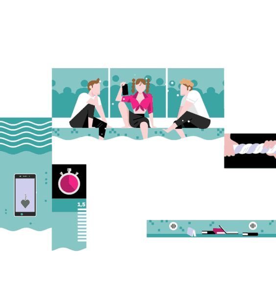 Xperia™ Z2 — Beat It on Behance | Animated | Animation ...