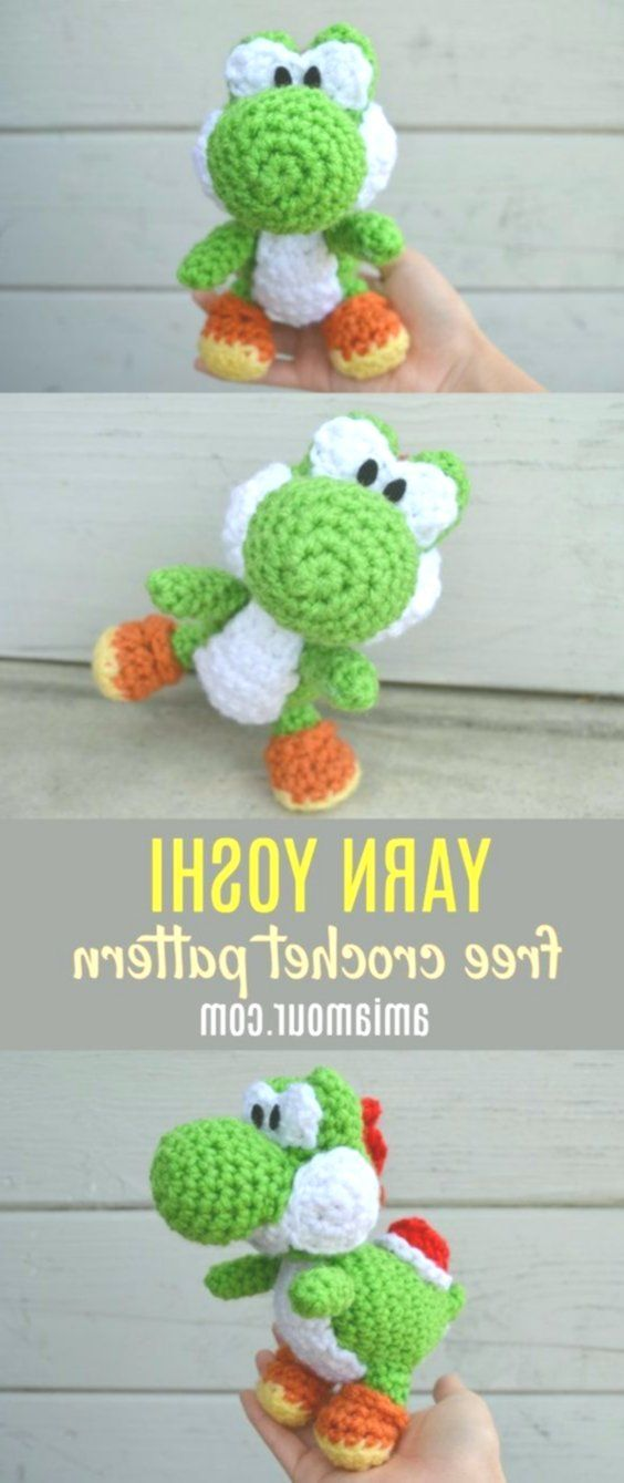 Free download Yoshi Crochet by SirPurlGrey [894x894] for your ...   1339x564