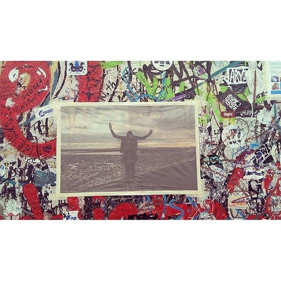 #tb to Berlin last year I wish I could go back #berlin #germany #berlinwall #graffiti #praise by abby__kate