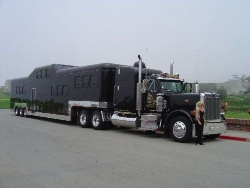 biggest truck trailer in the world site:pinterest.com - v trailer, ars and Limo on Pinterest
