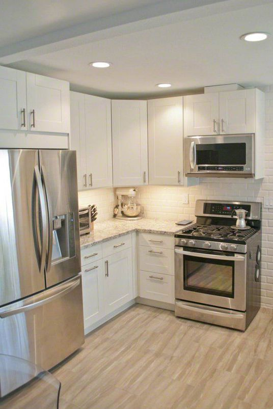 Small Kitchen Decoration Ideas #smallkitchen #kitchen #kitchendesign #kitchendecor