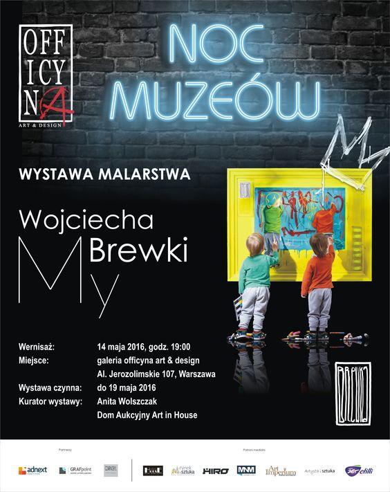 Noc Muzeów Wojciech Brewka