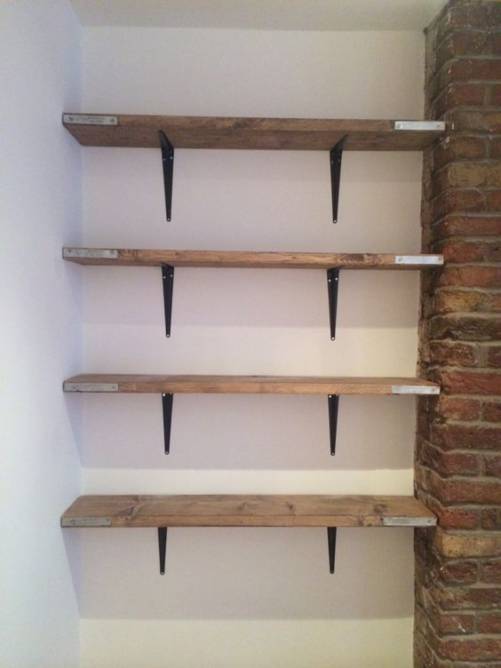 Industrial Storage And Scaffold Boards On Pinterest