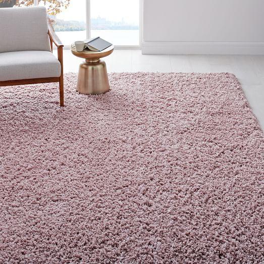 Cozy Plush Rug Adobe Rose Plush Rug Plush Carpet Carpet Runner