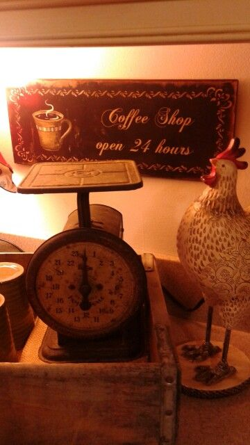 Coffee Stations/ Simple Pleasures