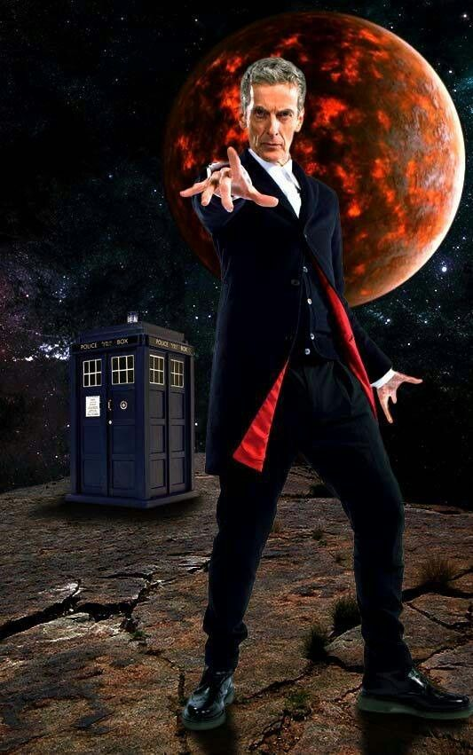 The 12th Doctor <3