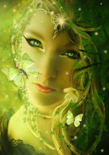 Queen of the Butterflies