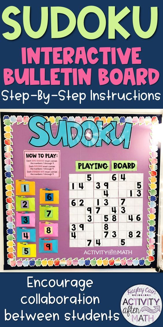 Step-by-Step Tutorial on how to make your own Sudoku
