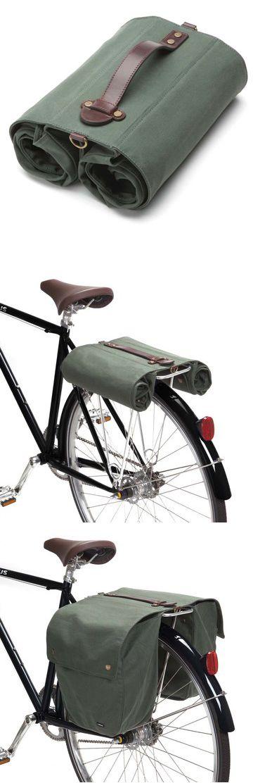 Bike Messenger Pack -- follow me: http://pinterest.com/davidos193/essentials-men-s-accessories/