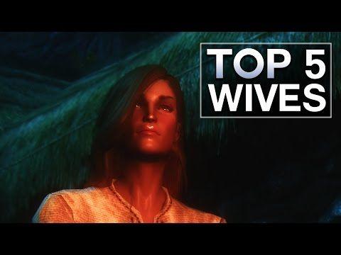 Best looking wife to marry in skyrim