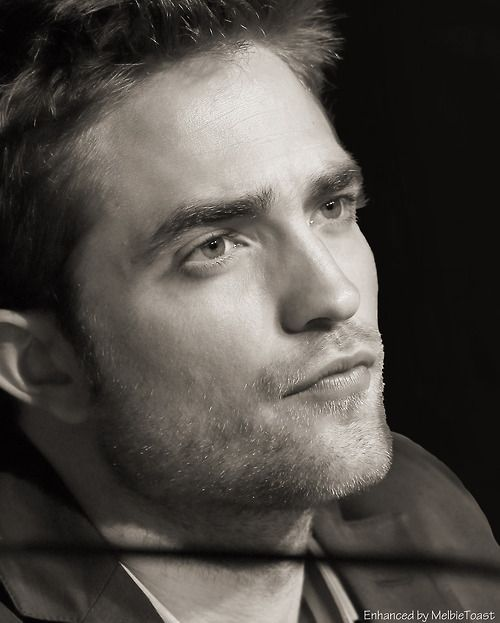 Totally enthralled by the utter beauty of this man… Robert Pattinson.