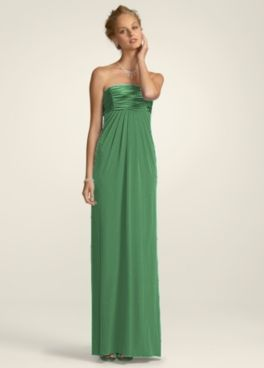 Outlet bridesmaid dresses by david 39 s bridal the big day for David s bridal clearance wedding dresses