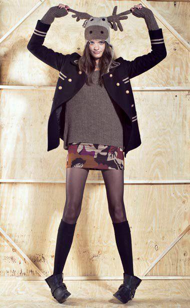 lookbook otoño/invierno 2011