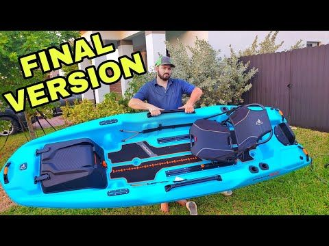 Final Pelican Catch Power 100 Unboxing Setup Walkthru Youtube In 2020 Cool Boats Pelican Fishing Boats