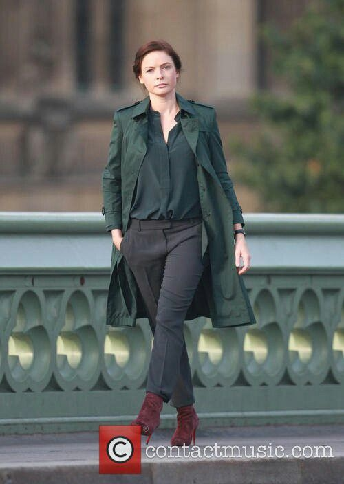 Rebecca Ferguson's hot outfit from Mission Impossible