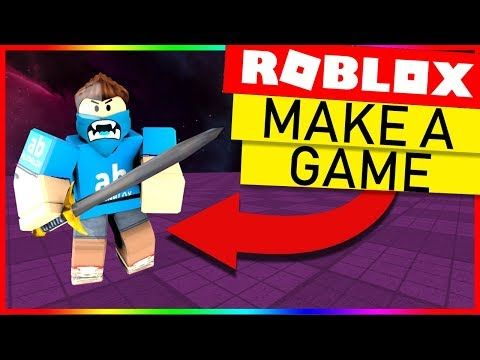 How To Make A Roblox Game 2019 Beginner Tutorial 1 Youtube