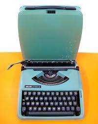 Olivetti Lettera - Máquina de datilografar