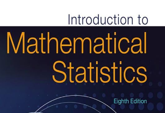 Introduction To Mathematical Statistics 8th Edition Pdf Hogg Book Hut Introduction Ebook Statistics