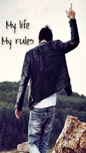 my life my rules my attitude cover photo for girls. my rules, life, attitude, so keep you nasal out of business...| wordspinterest wisdom and thoughts life rules attitude cover photo for girls