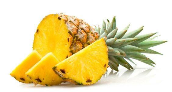 Consuma abacaxi diariamente Dieta com o abacaxi