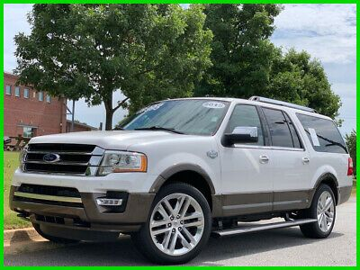 Ebay Advertisement 2015 Ford Expedition King Ranch El Moonroof