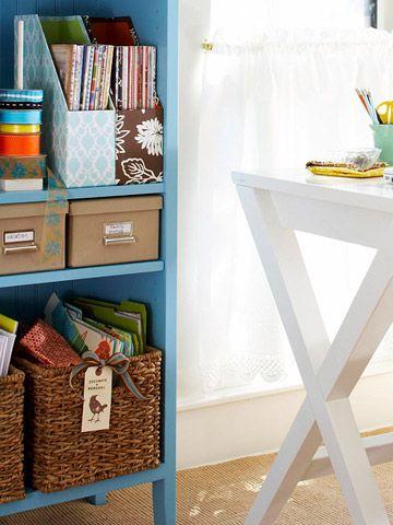 Better Homes & Gardens Organization Tips