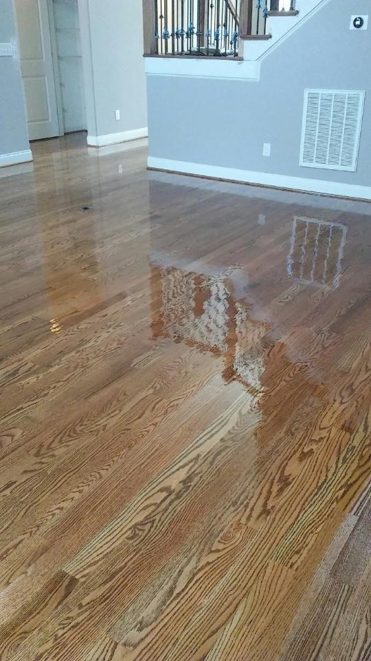 3 1 4 Inch 1 Red Oak In Special Walnut House Flooring Hardwood Floors Hardwood