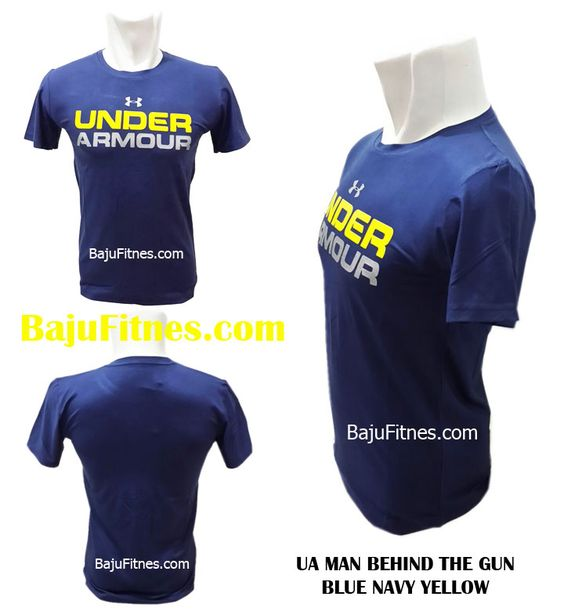 UA MAN BEHIND THE GUN BLUE NAVY YELLOW  Category : Under Armour  Bahan Spandex Body fit Ready Only Size M Berat : 68 kg - 82 kg Tinggi : 168 cm - 182 cm  GRAB IT FAST only @ Ig : https://www.instagram.com/bajufitnes_bandung/ Web : www.bajufitnes.com Fb : https://www.facebook.com/bajufitnesbandung G+ : https://plus.google.com/108508927952720120102 Pinterest : http://pinterest.com/bajufitnes Wa : 0895 0654 1896 Pin Bbm : myfitnes  #underarmourindonesia #underarmour #underarmour