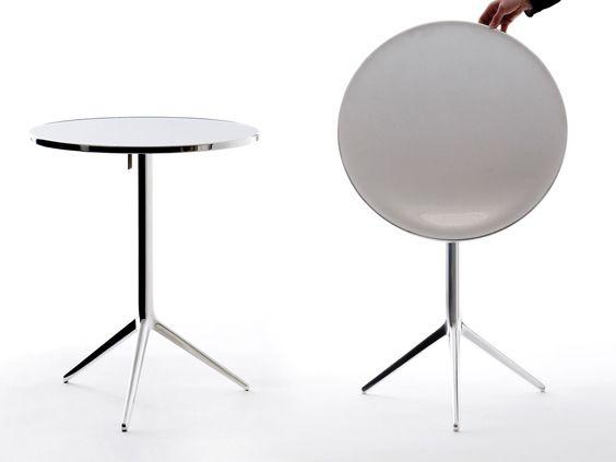 ガーデン アウトドア テーブル マジス セントラル フラップ式