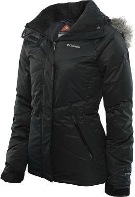 Columbia winter coat women