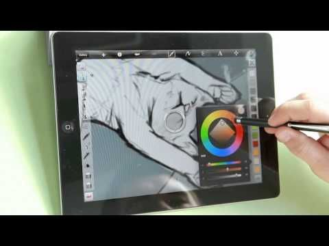 7 best apps for digital painting and sketching