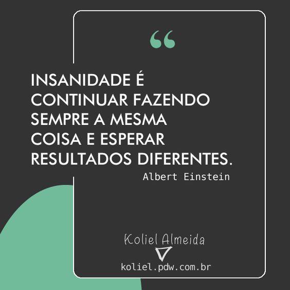 Koliel Almeida - Reflexões e Citações