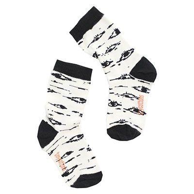Birch Eye Pattern Socks by Tinycottons - Junior Edition www.junioredition.com