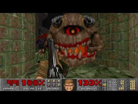 Secret No 4 On Doom 2 S Map 15 Has Been Found Without Cheats