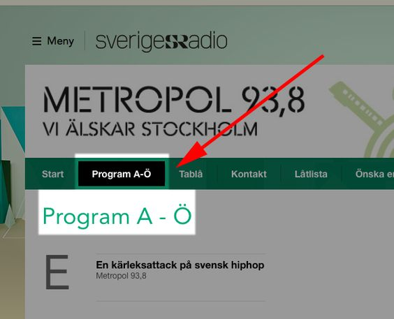 A bis Z ist auf #schwedisch A bis Ö, da ihr Alphabet mit Ö endet.