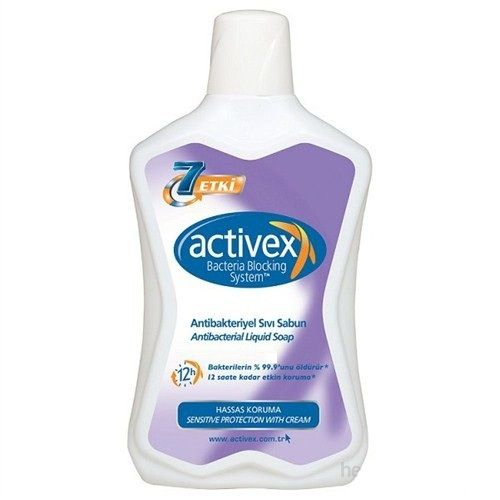 صابون مایع اکتیو ایکس Activex Dish Soap Bottle Soap Dish Soap