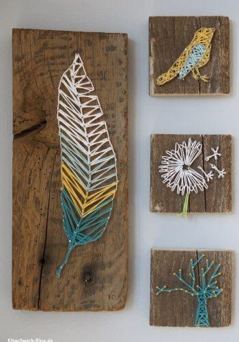 string art nail string art and nail string on pinterest. Black Bedroom Furniture Sets. Home Design Ideas