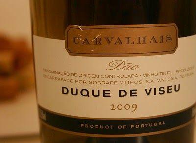 HIPPOVINO: SAQ Dépôt : aubaines vins au quotidien ! - Vin rouge - Portugal - Dao - Duque de Viseu - Code SAQ 546309