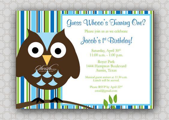 Owl birthday invitation look whoos turning one cute birthday first birthday owl birthday invitation look by swishdesigns 1500 filmwisefo