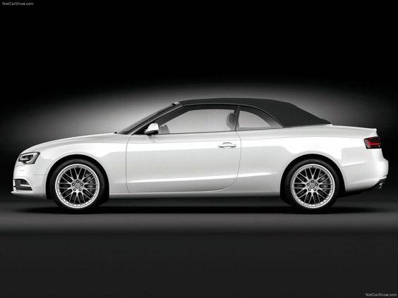 2012 #Audi #A5 Cabriolet