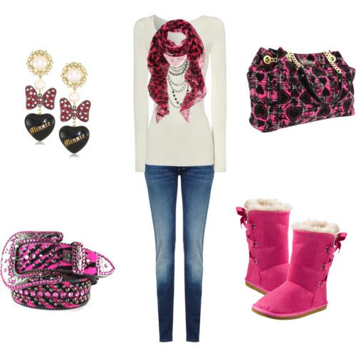 Girl Swag Outfits Polyvore