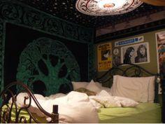 Boho/hippie room