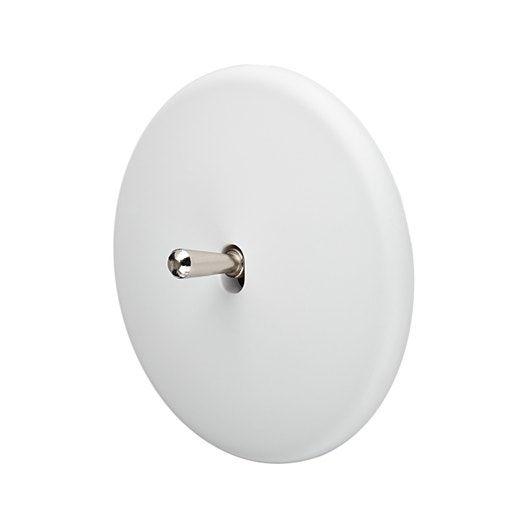 Interrupteur Va Et Vient Iris Blanc Modul Design Leroy Merlin Interrupteur Va Et Vient Prise Interrupteur Interrupteur