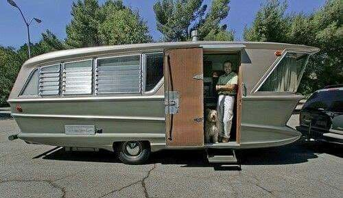 Pin By Rose Marie On The Vanlife Vintage Trailers Vintage Campers Trailers Camping Trailer