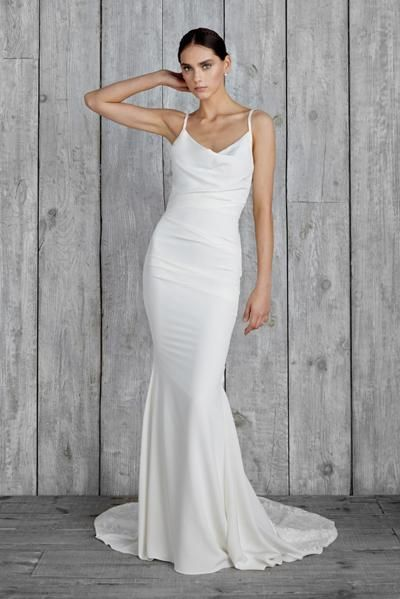 Hampton by Nicole Miller #Wedding #weddinggowns #weddingdresses #desinationwedding