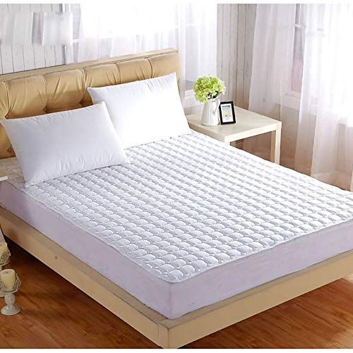 Gjflife Collapsible Tatami Mattress Topper Bedroom Mats Breathable Polyester Mattress Protector Futon Pad Single Double Prote Mattress Bedroom Mats Home Decor