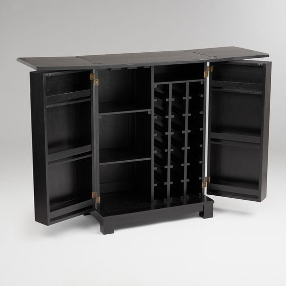 Mini Bar Cabinets: In Kitchen, Mini Bars And Cabinets