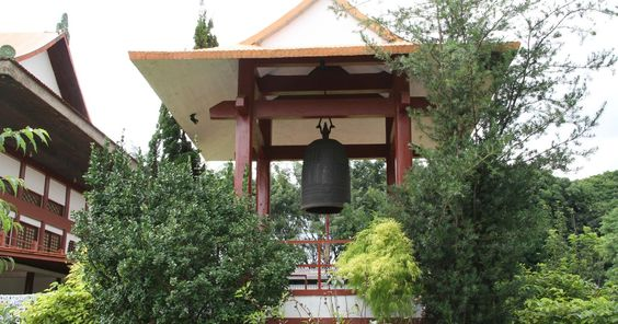 Templo Budista de Brasília, na Asa Sul, é tombado como patrimônio